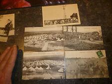 Camp de Mailly : l Abattoir et le camp ; Le Valdahon Camp et Cabane de Bambou