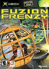 FUZION FRENZY ORIGINAL XBOX DISC ONLY