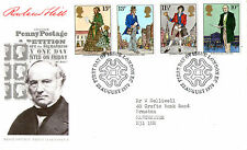 22 AUGUST 1979 SIR ROWLAND HILL POST OFFICE FIRST DAY COVER LONDON EC SHS