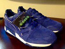 Brand New Diadora N9000 Blue Gufetto Size US 13 Made in Italy Deadstock