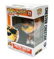 Funko POP Chester Cheetah 77 Cheetos AD Icon vinyl figure Iconic Cheetos Cheetah
