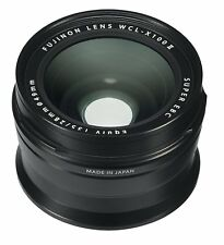 FUJIFILM WCL-X100B II Black Wide Conversion Lens for X100 F/S