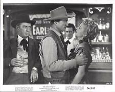 "Richard Denning,Peggie Castle,""The Oklahoma Woman"" 1956 Vintage Movie Still"