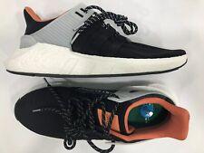 New Adidas EQT Support 93/17 Sz 10.5 Men's Boost NMD Black CQ2396 Trainer 9317