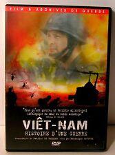 """DVD film et archives de guerre """"Viêt Nam Histoire d'une guerre"""""""