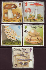 ISLE OF MAN 1995 FUNGI, UNMOUNTED MINT, MNH