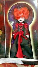 MEZCO LIVING DEAD DOLLS INFERNO AS QUEEN OF HEARTS WONDERLAND NEW IN BOX
