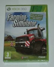 Farming Simulator - Xbox 360 - New and Sealed