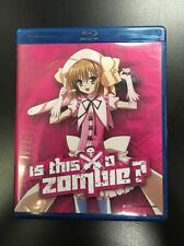 Is This A Zombie?:  Complete First Season (Blu-Ray / DVD Combo Pack)