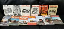 Southern Pacific Motive Power Annuals and other books