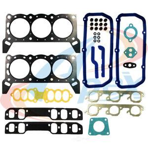 Engine Cylinder Head Gasket Set-VIN: 4, Natural Apex Automobile Parts AHS4053