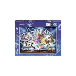Ravensburger - Disney - Magical Storybook 1500pc Jigsaw 163182