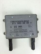 MM471 Mercedes-benz W211 Antennenverstärker Steuergerät 2118200885
