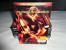 The Hunger Games 2 Disc Set DVD (2012)