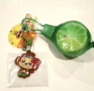Mini Puni Maru Lemon Squishy (Green)