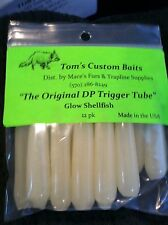Dog Proof Trigger Tubes  Shellfish Glow in the Dark 1 DZ trap traps trapping