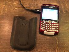BlackBerry  Curve 8310 - Rot (Ohne Simlock) Smartphone