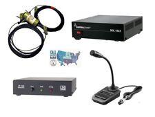 Icom IC-718 Accy. Bundle w/ 23A PSU, Auto-Tuner, Desk Mic., & OCF Dipole Antenna