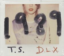 1989 DELUXE Taylor Swift Target Edition w/ 3 BONUS TRACKS / 3 Voice Memos