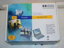 Hp Jornada 820 Handheld Pc Win Ce Pro 190Mhz 16Mb 8.2-in Color Cstn New