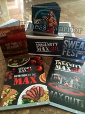 INSANITY MAX30  brand new, sealed, free shipping !!