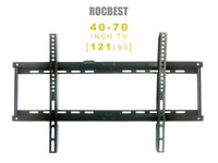 Fixed Flat Screen Bracket TV Wall Mount  TV Screen 40 42 46 47 50 55 60 65 70