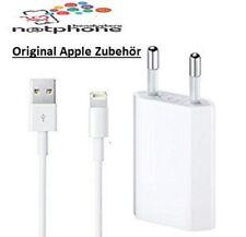 Original Apple IPhone Xs USB Lightning Ladegerät Ladekabel Netzteil Charger