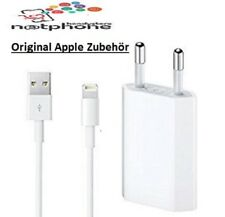 Original Apple iphone 6S 6S Plus USB Lightning Ladegerät Ladekabel Netzteil Neu