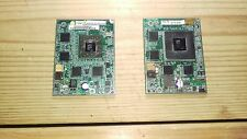 Lot of 2 ATI Mobility Radeon Clevo graphics cards AS IS