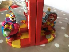 The Disney Store - Dumbo Bookends - Hammersmith London