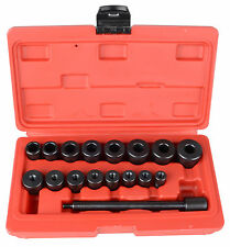 Universal 17pc Clutch Alignment Tool Kit Hand Bearing Transmission Tool