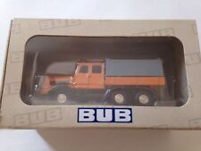 Bub 1/87 Kaelble KDV Orange 07004 1 of 1000 Pcs Premium Classixxs New