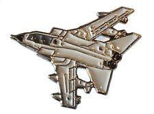 Panavia Tornado RAF Strike Jet Military Metal Aircraft Enamel Badge 25mm
