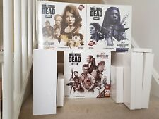 Walking Dead No Sanctuary Board Game Kickstarter w/ Stretch Goals + All Add-Ons