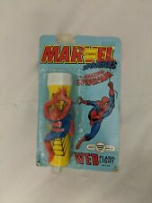 MARVEL SUPER HEROES THE AMAZING SPIDER-MAN WEB FLASH-LIGHT COMICS STUDIOS NEW