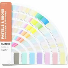 Pantone Pastels Amp Neons Guides Coated Amp Uncoated Gg1504a