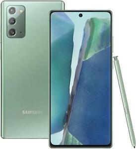 NEW SAMSUNG GALAXY NOTE 20 DUMMY DISPLAY PHONE - MYSTIC GREEN (UK SELLER)