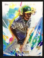 2020 Topps Inception AJ Puk RC Oakland A's Rookie Athletics #16
