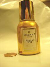 Womens New Fragonard Moment Vole Perfume Parfum 1 Oz 30 Ml Splash Old Formula