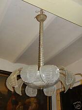 Lampadario vetro di Murano - primi '900