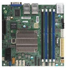 Supermicro A2SDi-16C-HLN4F Mini-ITX Motherboard - Intel Atom Processor C3955