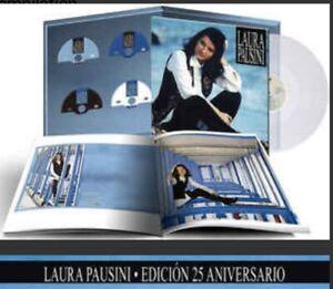 Laura Pausini-Laura Pausini Box Set lp +3 cd+1 Dvd (25 Anniversario)Sigillato