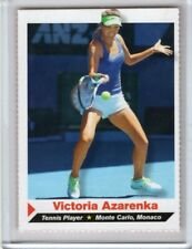 2012 Sports Illustrated Kids Si Sifk tennis VICTORIA  AZARENKA