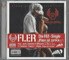 FLER / PAPA IST ZURÜCK * NEW MAXI-CD (AGGRO BERLIN) * NEU *
