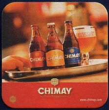 CHIMAY  - TRAPPIST  BEERCOASTER FROM BELGIUM JA17004