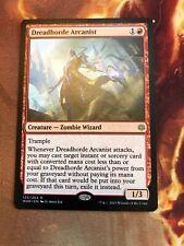 Dreadhorde Arcanist - Mtg, Magic The Gathering Card