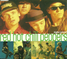 Red Hot Chili Peppers - CD- Higher Ground - 1989 EMI USA CDMT 75 - MINT
