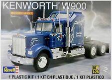 Revell Monogram 1507 Kenworth W900 Cab W/ Sleeper Tractor plastic model kit 1/25