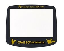 Real Glass Game Boy Advance (GBA Screen Protector (Lens) Pokemon Center New York