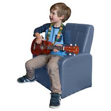 Kids Toddler Folding Sofa Chair with Storage Cute playroom furniture